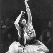 Gypsy dance performed by N. Kasatkina. Don Quixote