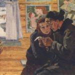 Soviet Turkmen artist Yakub Annanurov 1916-2002