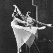 Juliet - N. Bessmertnova. Romeo - M. Lavrovsky