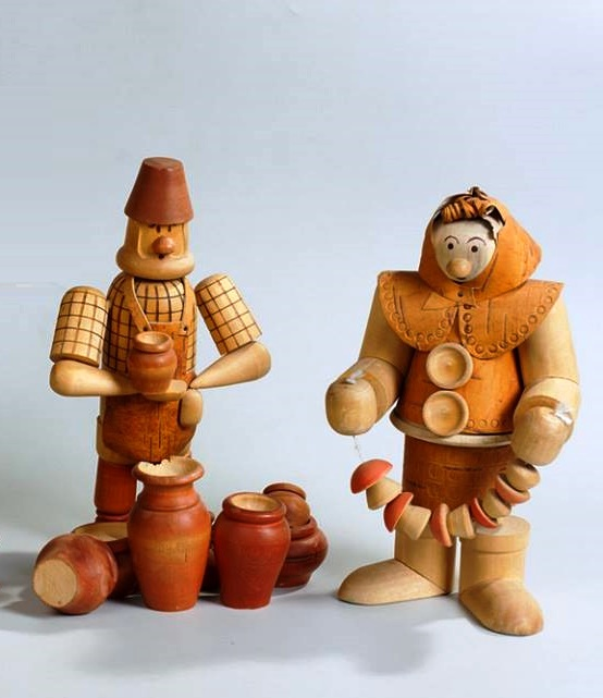 Masters of pottery