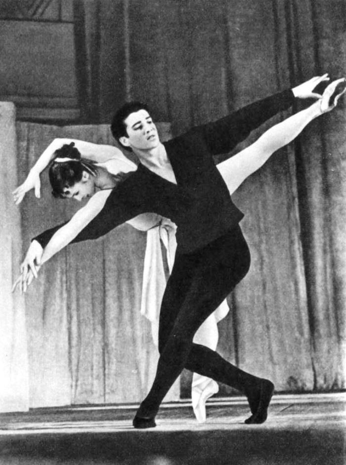 Melody. E. Ryabinkina and A. Lavrenyuk