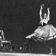 Mirandolina - O. Lepeshinskaya. Ripafratt's Cavalier - A. Ermolaev