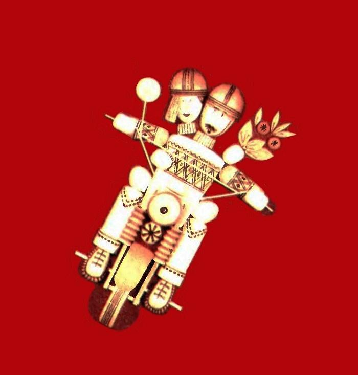 Motor-bikers
