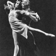 Romeo and Juliet. Juliet - E. Maksimova. Romeo - V. Vasiliev