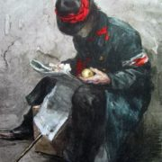 A student. 1905