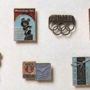 Memorial Olympics-80 badges
