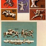 USSR Postage stamps by Vasily Zavyalov