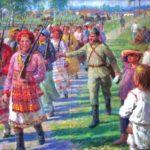 Soviet Russian artist Fedot Vasilievich Sychkov
