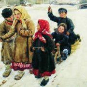 Troika. 1906