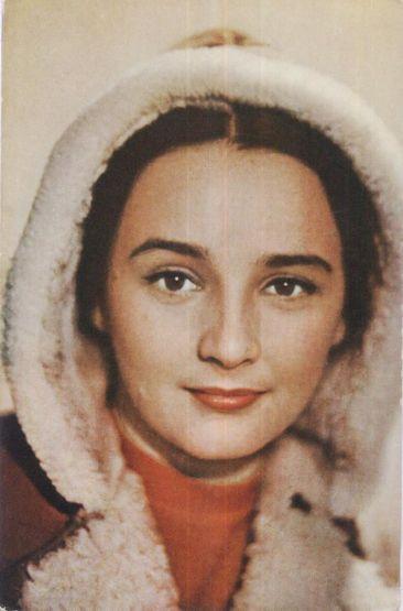 Actress Krasina