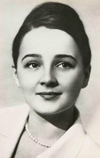 Popular in 1960s Olga Krasina