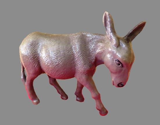A donkey toy