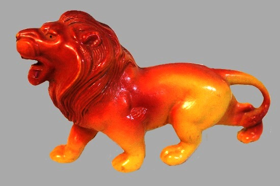 A lion toy