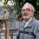 Soviet sculptor-animalist Alexey Tsvetkov