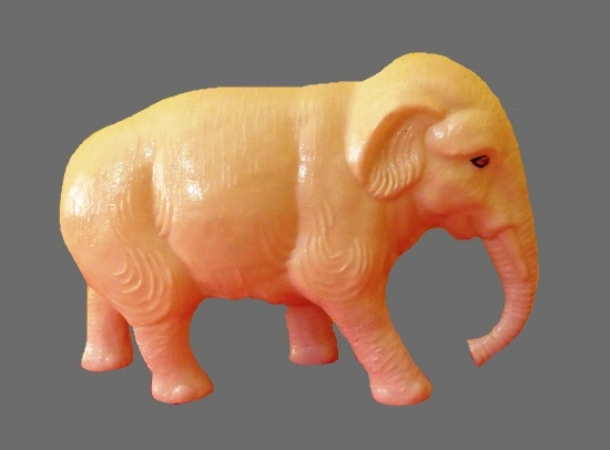 An elephant toy