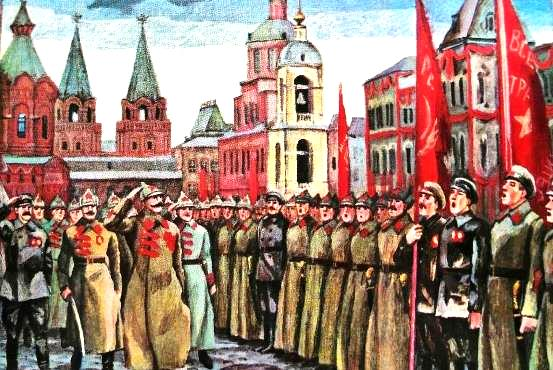 1918 the birth date of the Soviet Army