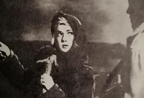 1948, The Young Guard, as Valya Borts