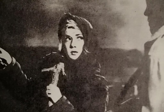 1948, The Young Guard, as Valya Borts