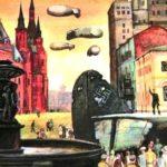 Mysterious Soviet German artist Hans Preuss