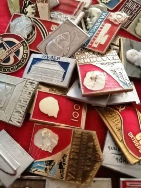 Badges of Soviet Union