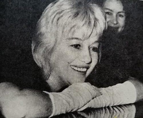 Beautiful Soviet actress Lyudmila Shagalova