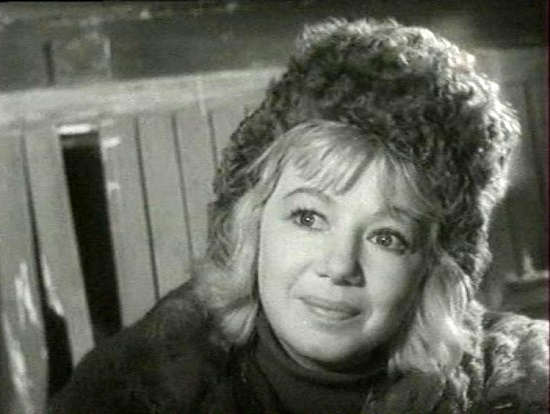 Scene from 'The Slowest Train', 1963 film