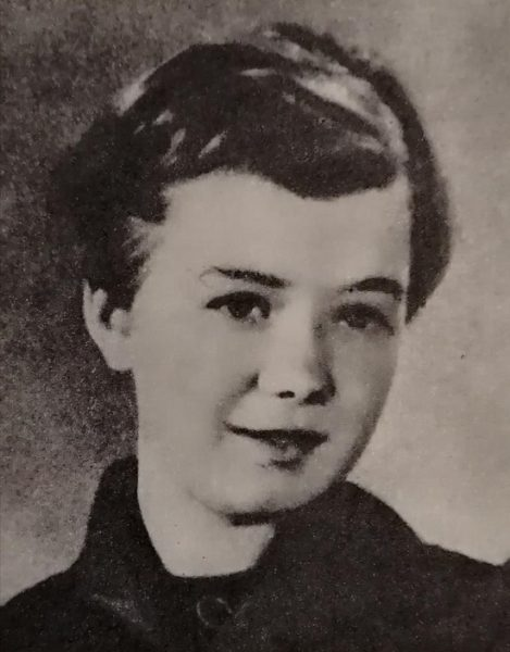 Schoolgirl Lyudmila