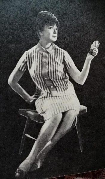 Young actress
