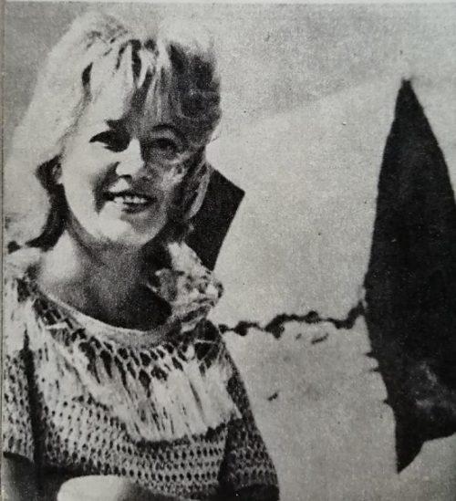 magazine photo of 1970s