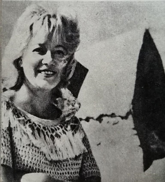 magazine photo of 1970s