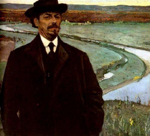 Self-portrait 1915